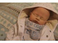 Reborn Baby Boy by dandelion nursery
