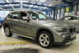 BMW X1 XDRIVE20D SE (space grey metallic) 2010