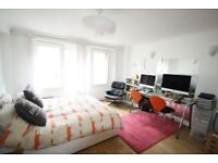 Fantastic large studio flat, between Wapping & Tower Hill, furnished or unfurnished, walk to 3 tubes