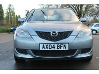 MAZDA 3 TS2 5dr EXCELLENT DRIVE & EXCELLENT YEAR 2004