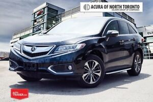 2016 Acura RDX Elite at Accident Free| Running Board| Navigation