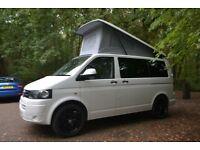 VW T5b SWB Camper Van New conversion