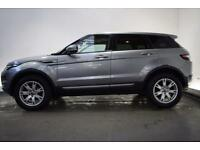LAND ROVER RANGE ROVER EVOQUE 2.2 SD4 PURE 5d AUTO 190 BHP (grey) 2013