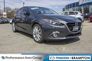 2014 Mazda MAZDA3 SPORT GT|2.5L|BOSE|NAVI|SUNROOF|HEATED SEATS