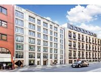 City, EC4, Studio apartment in sought after purpose built block located just off Fleet Street