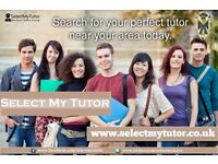More than 10,000 Tutors for Maths/Chemistry/Physics/English /French/Spanish/IT