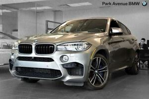 2015 BMW X6 M HEA PACKAGE + BANG & OLUFSEN