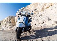 Retro Scooter 125cc Direct Bikes Custom