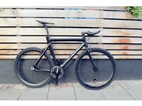 SUPER NICE Aluminium Alloy Frame Single speed road TRACK bike fixed gear racing fixie bicycle R4