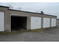 Single lock up garage or storage unit