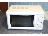 Morrisons Microwave Oven - Barely used