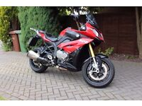 BMW S1000 XR SPORT SE - First to See will buy !