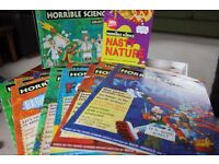 Horrible Science Magazines x 44 & 1 book
