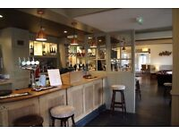 Talented Sous Chef required at this newly launched Inn with 5 Star Rating