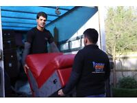 Removals Service In Coventry - Low cost Man and van hire Coventry and all West Midlands from £35