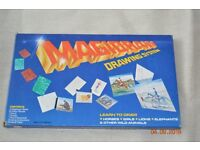 Vintage Magidraw Drawing System