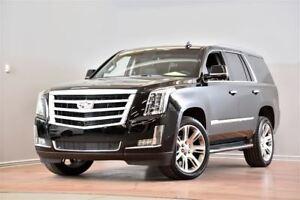 2017 Cadillac Escalade Luxury 4RM V8 DE 6,2L CUIR TOIT NAV