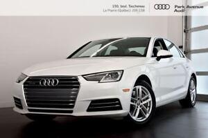 2017 Audi A4 2.0 TFSI KOMFORT XÉNON+TOIT ! CERTIFIÉ INCLUS !