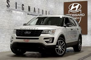 2016 Ford Explorer Sport GPS TOIT PANO CUIR