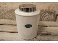 Old Stone Crow Pasta Storage Jar