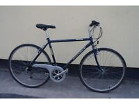 Gents Hybrid Large 21.5 Inch Frame 15 Speed Shimano Gears Just £45 Can Deliver Free If Local