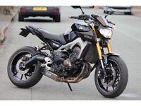 Yamaha MT 09 what a cracking bike