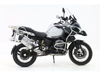 SOLD SOLD SOLD!!!!! 2014 BMW R1200GS Adventure TE ----- Save £1000 ----- Price Promise!!!!!