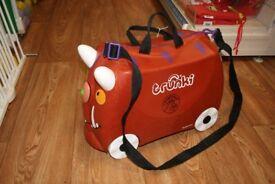 Grufallo Trunki ride on suitcase