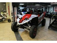 Brand New Yamaha YXZ1000R Special Edition Manual Fully Road Legal 1000cc Buggy. Special Offer 67 Reg