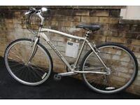Gents 20' frame road bike - Marin Kentfield - little used since new