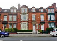 91 Sheil Rd Fl3, Kensington, Liverpool. 1 bed flat with DG, fitted kitchen, laminates. LHA welcome.
