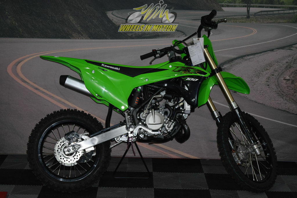 Picture of A 2020 Kawasaki KX™100