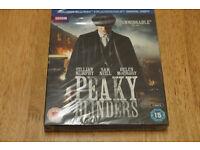 Peaky Blinders Series 1 (Blu-ray set) New And Sealed