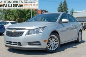 2012 CHEVROLET CRUZE ECO AUTOMATIQUE | A/C | MAGS |