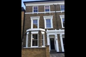 Lovely, 3 bedroom, refurbished Victorian ground floor flat with garden