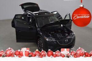 2016 Mazda CX-5 GT 4WD GPS+Cuir+Toit+Bluetooth+Camera Recul