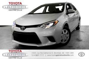 2014 Toyota Corolla CE CVT