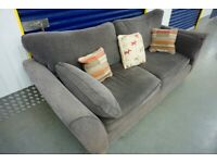 3 seater grey sofa - FREE DELIVERY 🚚