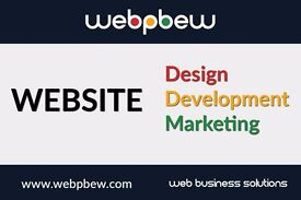 WEBSITE - Design, Development, Marketing - web business solutions