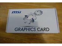 MSI RX480 8GB NEW (STILL AVAILIABLE)
