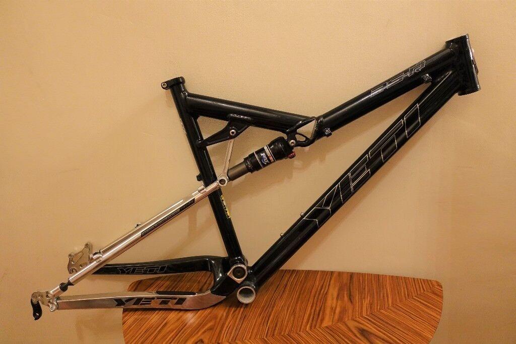 Yeti AS-R SL XC Mountain Bike Frame - Size Medium 19\