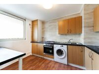 Newly refurbished split level three double bedroom flat moments from Mile End Tube LT REF: 4735649