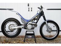 2007 SHERCO trials motorbike, excellent condition, 1 owner from new, light use, superb trials bike