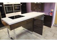 Ex-Display Kitchen Island. REDUCED TO SELL
