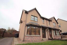3 bedroom semi-detached house, Hareburn Road, Blackdog, Bridge Of Don, Aberdeen, AB23 8AR