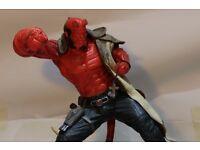 hellboy movie figure/statue