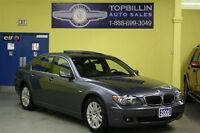2006 BMW 7 Series i * Fully Loaded * Navigation *