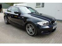 2013 BMW 118d Sport Plus Edition 2 door *** 33,746 miles ***