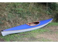 Sea Kayak Cloudberry 16 S.O.F.