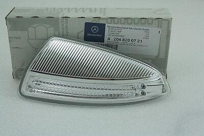 Orig. Mercedes-Benz Spiegelblinker links C-Klasse W204 S204 Viano/Vito W639